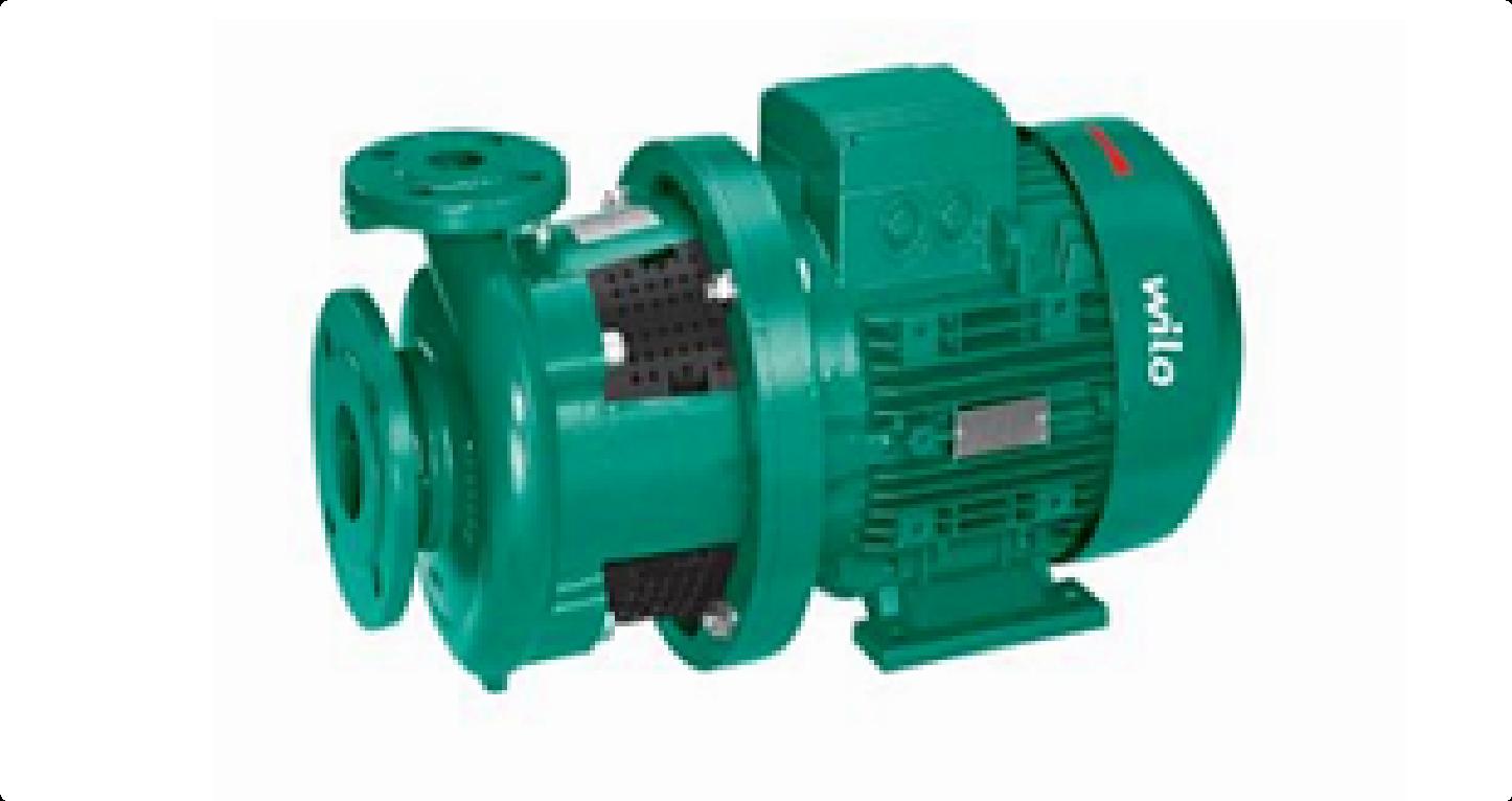 威乐水泵220/380电机接线图